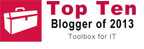 Toolbox.com Top Ten Blogger